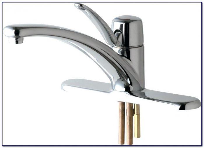 Chicago Mop Sink Faucet Installation