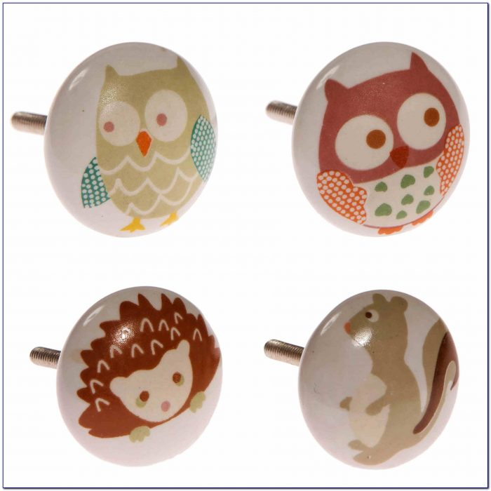 Children's Decorative Dresser Knobs