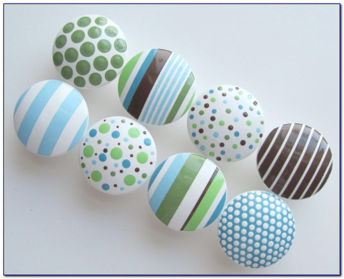 Children's Dresser Door Knobs