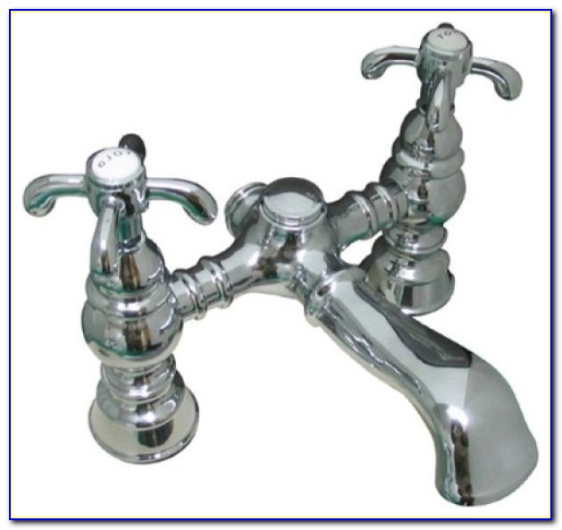 Clawfoot Tub Faucet With Diverter
