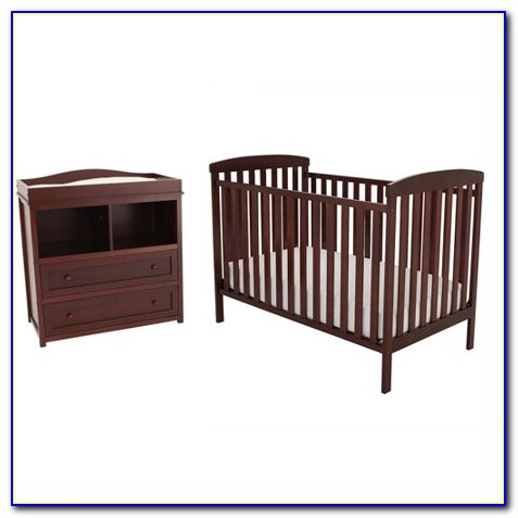 Crib With Dresser And Changing Table