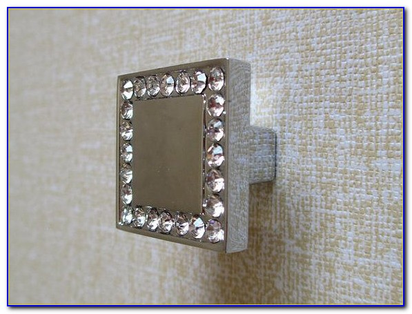 Crystal Knobs And Pulls For Dressers