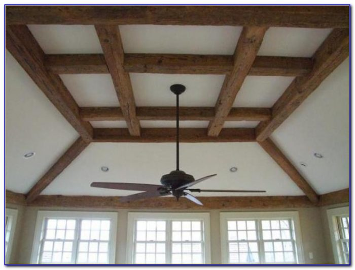 Decorative Wooden Ceiling Beams