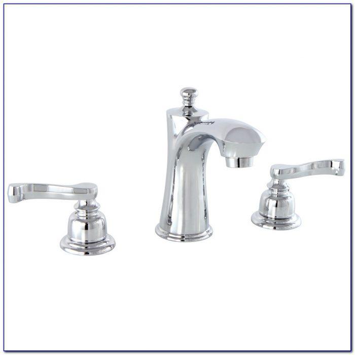 Delta 8 Inch Widespread Faucet
