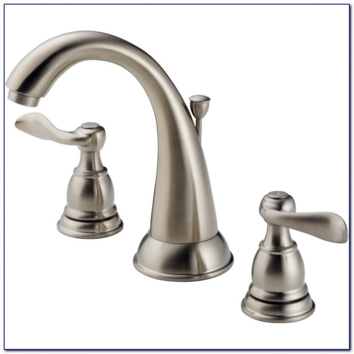 Delta Brushed Nickel Bath Faucets