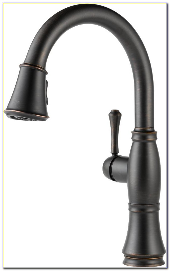 Delta Cassidy Bathroom Faucet Bronze