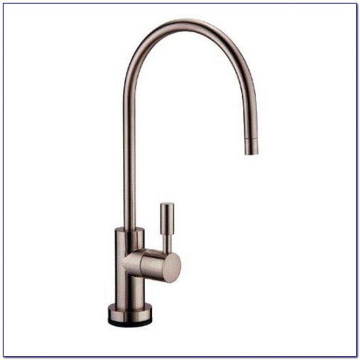 Delta Drinking Water Faucet Brushed Nickel