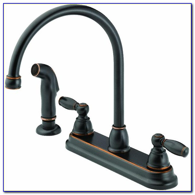 Delta Kitchen Faucet Oil Rubbed Bronze