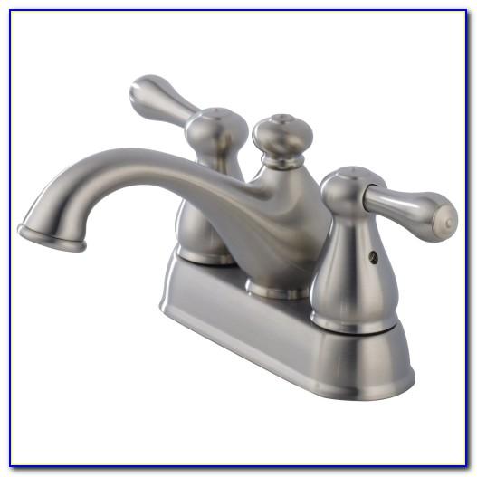 Delta Leland Bathroom Faucet Bronze