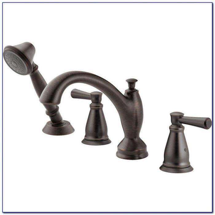 Delta Linden Single Handle Bathroom Faucet