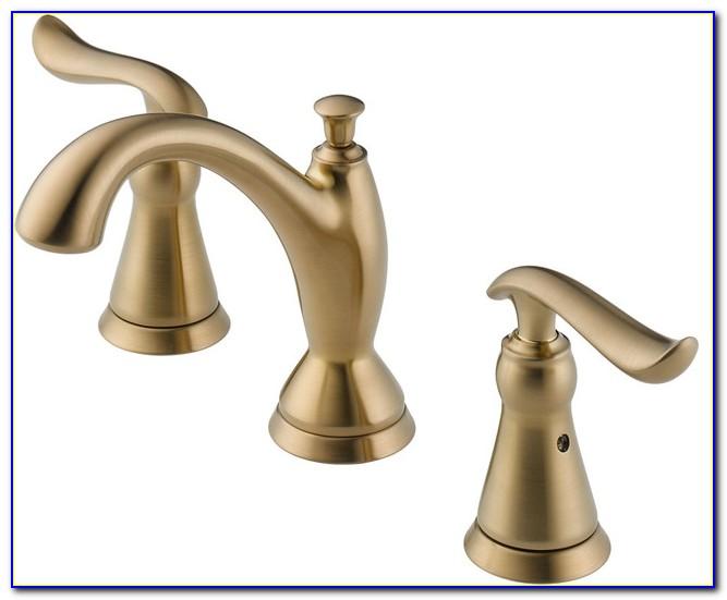 Delta Linden Widespread Bathroom Faucet