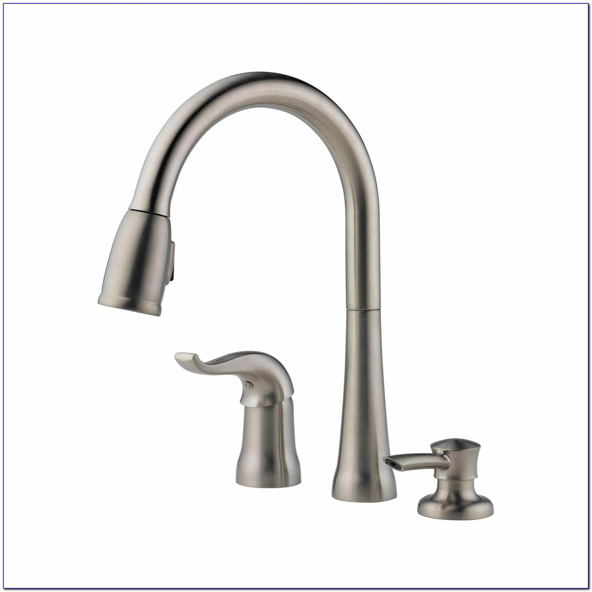 Delta No Touch Kitchen Faucet Faucet Home Design Ideas