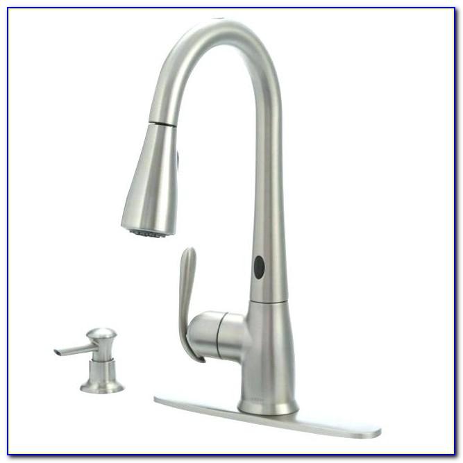 Delta Trinsic Touch Faucet Faucet Home Design Ideas