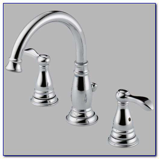 Delta Porter Widespread Bathroom Faucet