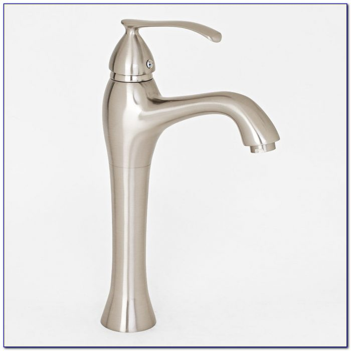 Delta Vessel Faucets Brushed Nickel