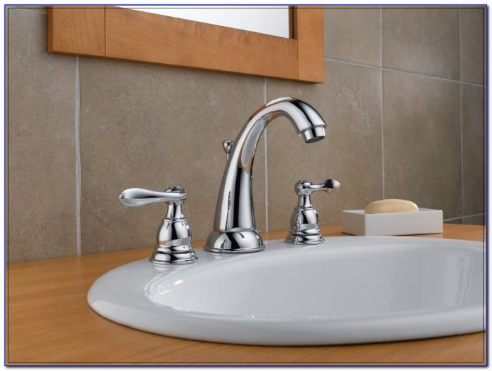 Delta Vessel Sink Faucet Oil Rubbed Bronze