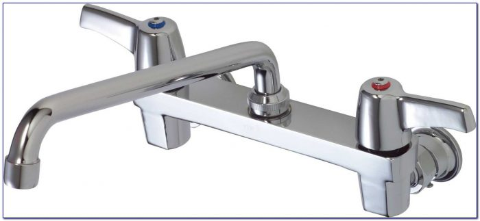 Delta Wall Mount Tub Faucet With Hand Shower