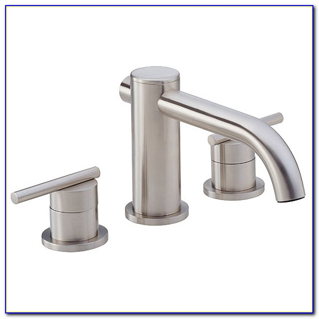 Delta Windemere Brushed Nickel Roman Tub Faucet