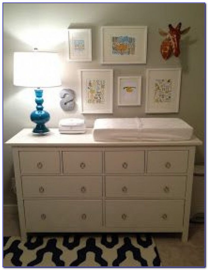 Diaper Changing Topper For Dresser