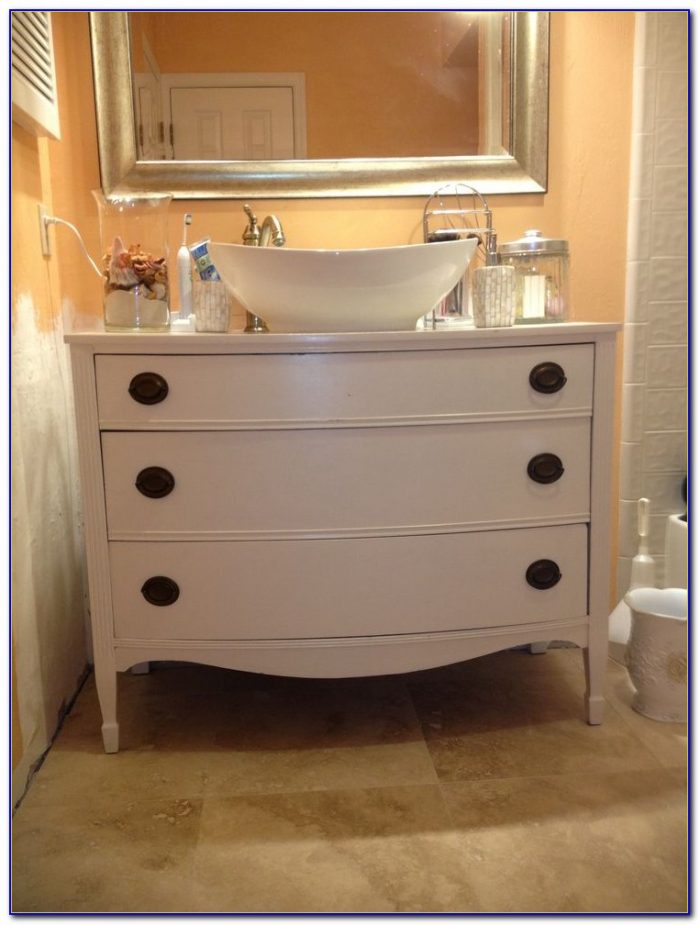 Dresser Bathroom Vanity Ideas