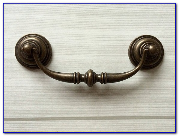Dresser Drawer Bail Pulls
