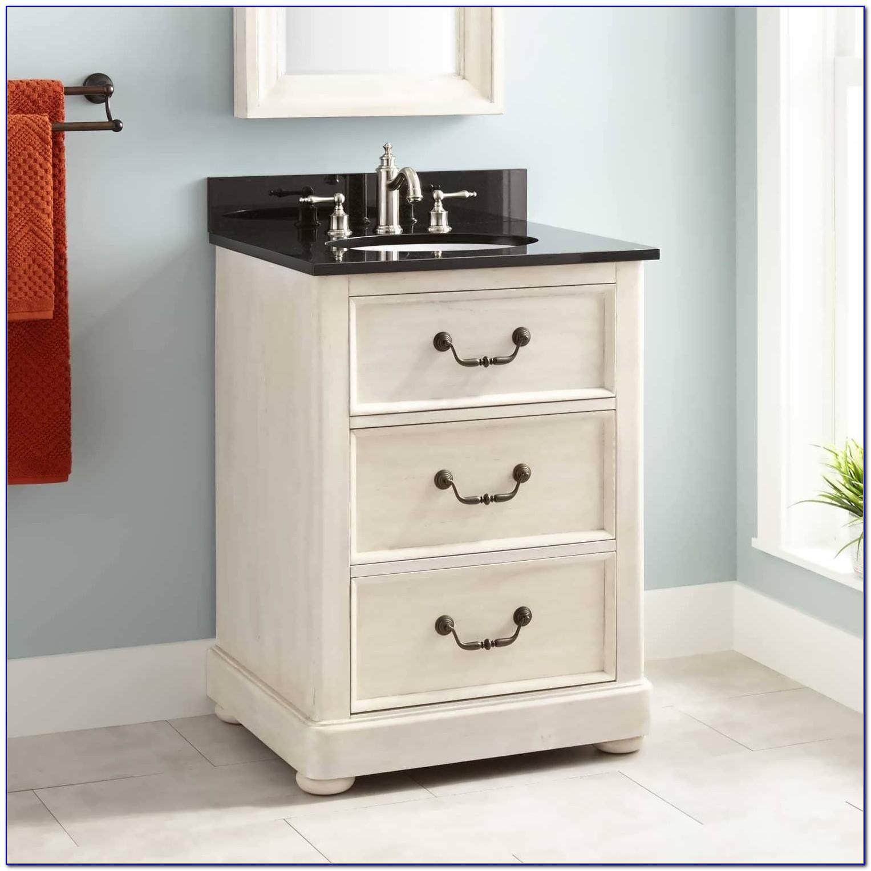 Dresser Style Bathroom Vanity