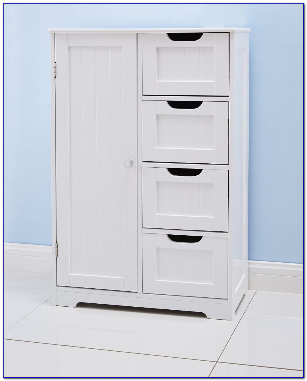 Dresser With Drawers And Cabinet