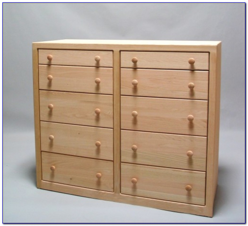 Dressers With Large Deep Drawers
