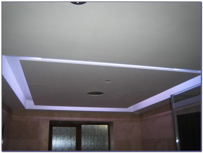Drop Down Ceiling Lighting