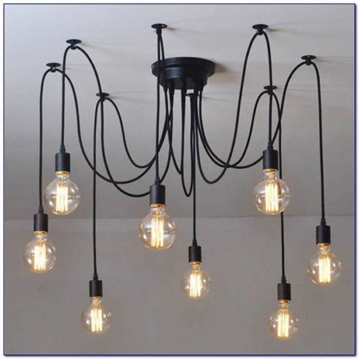 Edison Light Bulb Ceiling Fixtures