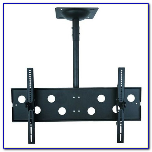Flat Screen Retractable Ceiling Mount
