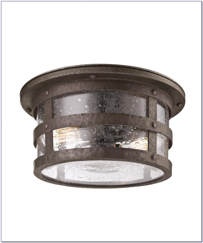 Flush Ceiling Lights B&q