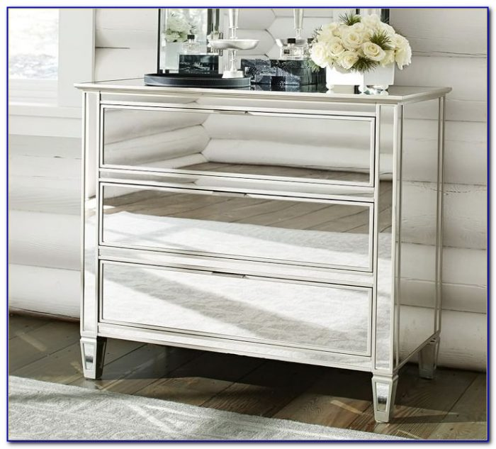 Glass Dressers And Nightstands