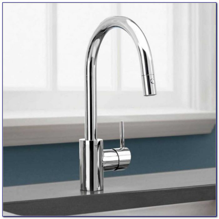 Grohe Concetto Kitchen Faucet Supersteel