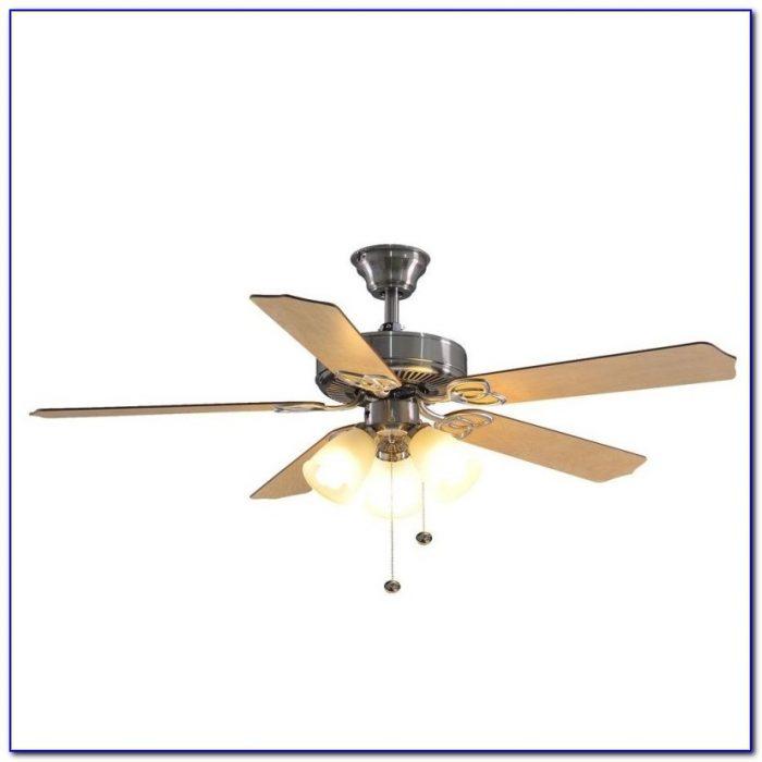 Hampton Bay Hawkins 44 In. Ceiling Fan Instructions