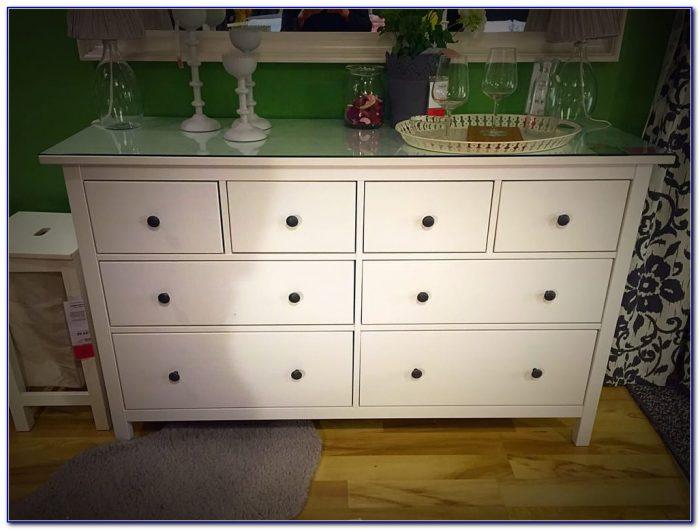 Hemnes 8 Drawer Dresser Assembly