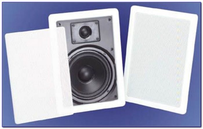 Home Theater Speakers In False Ceiling