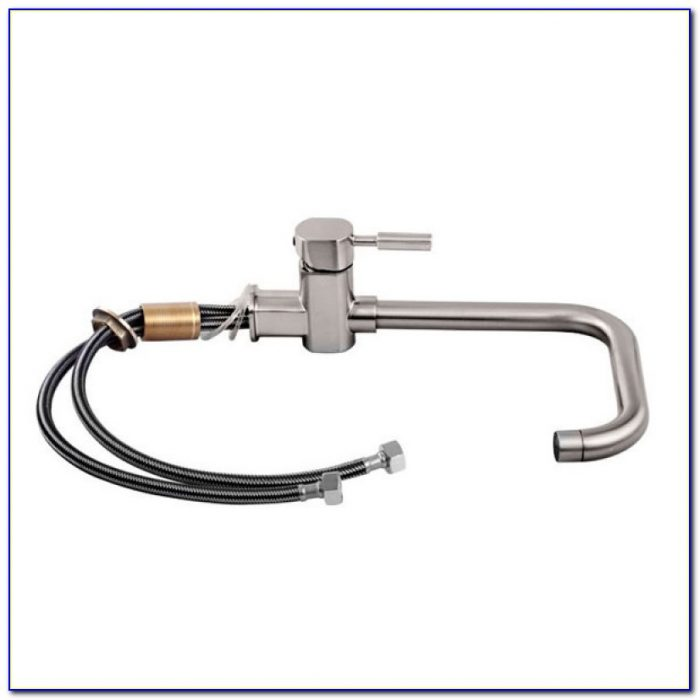 Hot And Cold Hose Faucet