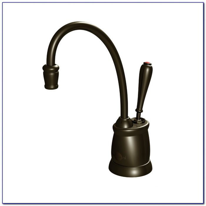 Hot Water Dispenser Faucet Brushed Nickel