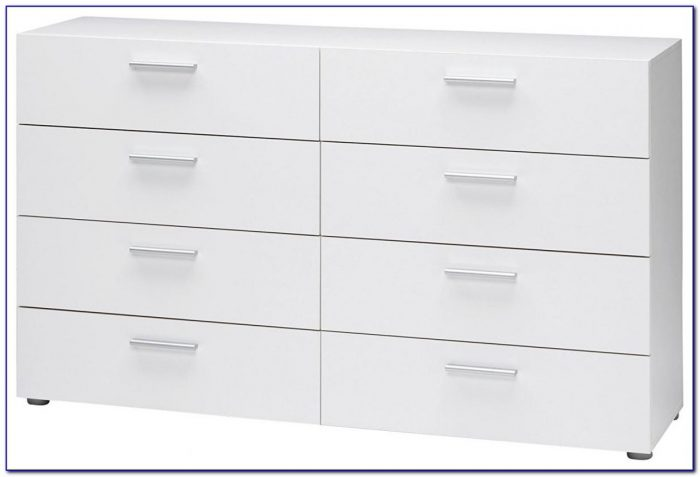 Ikea White 9 Drawer Dresser