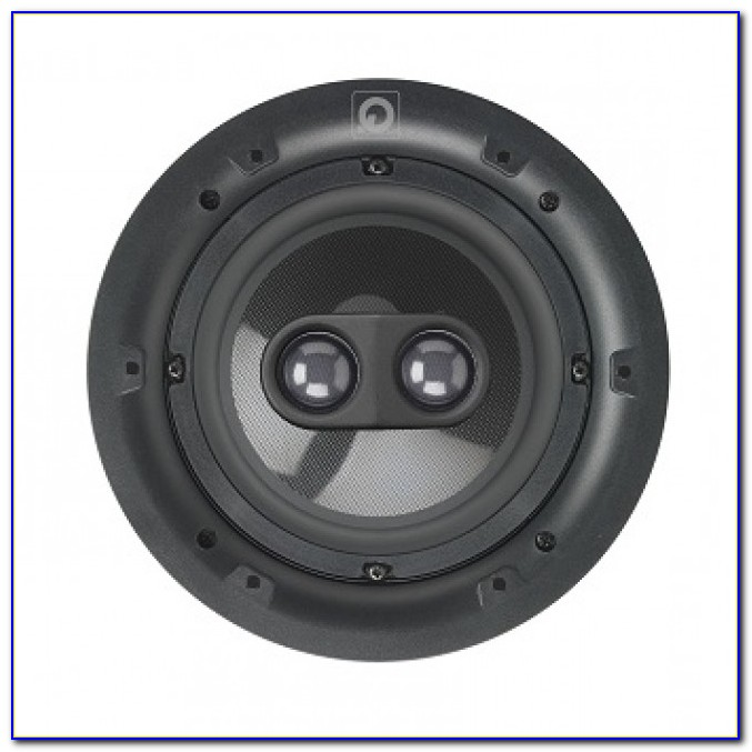 In Ceiling Single Stereo Speaker