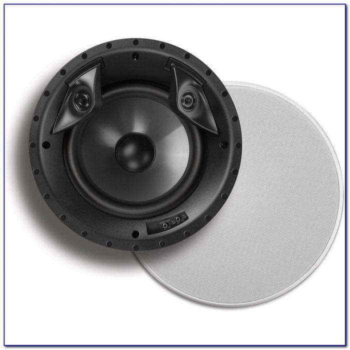 In Ceiling Speaker Box Diy