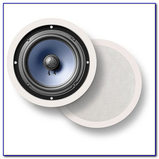 In Ceiling Stereo Speaker Placement