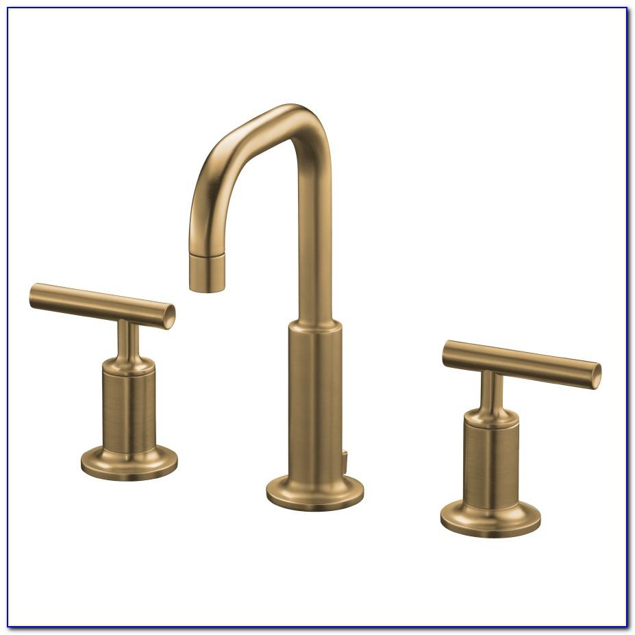 Kohler Bathroom Sink Faucet Installation