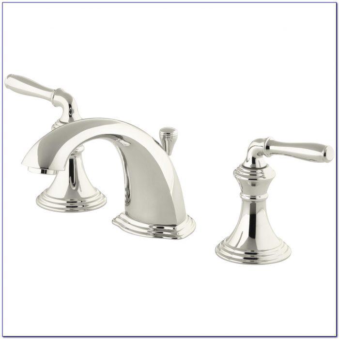 Kohler Widespread Bathroom Sink Faucet