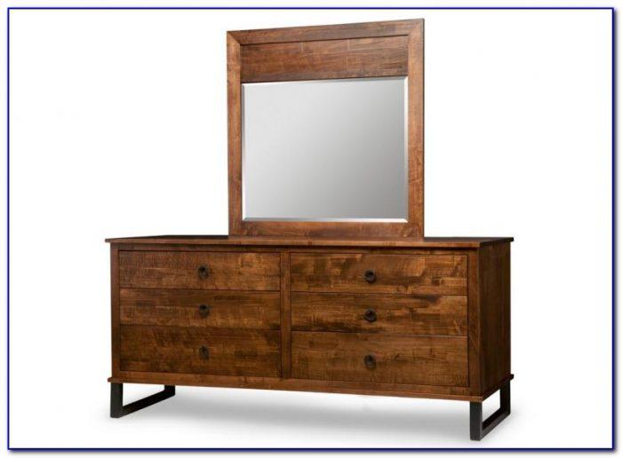 Long 6 Drawer Dresser