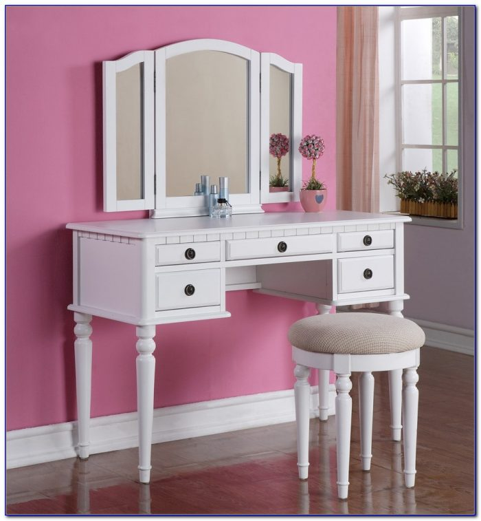 Makeup Dresser With Mirror Australia