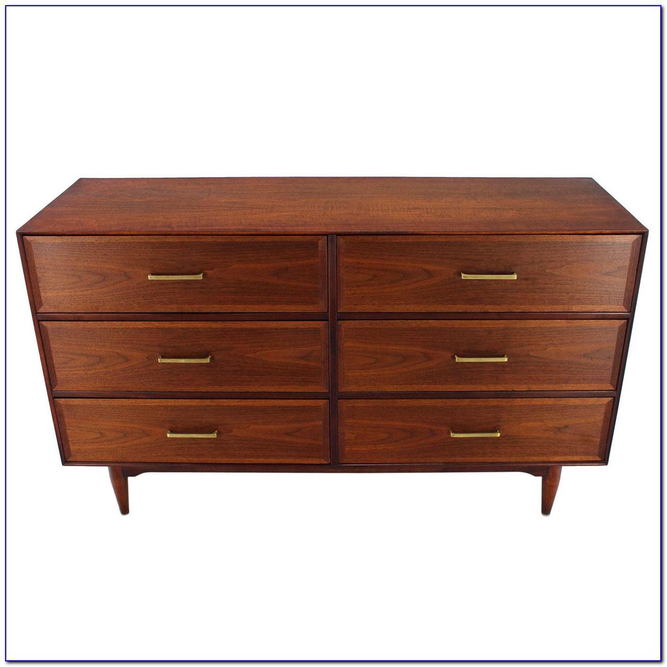 Mid Century Dresser Pulls