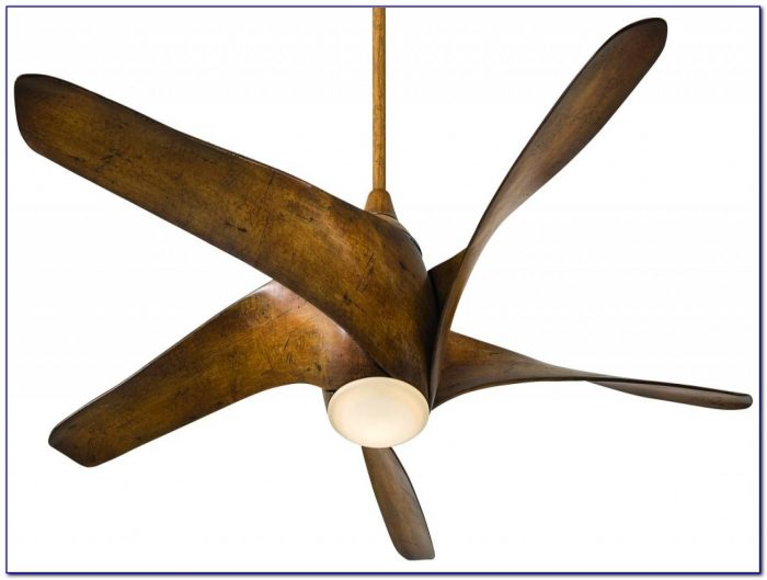 Minka Aire Cirque Brushed Nickel Ceiling Fan