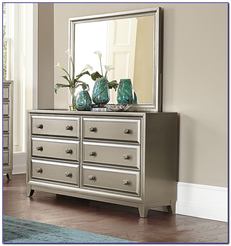 Mirror Dressers And Nightstands